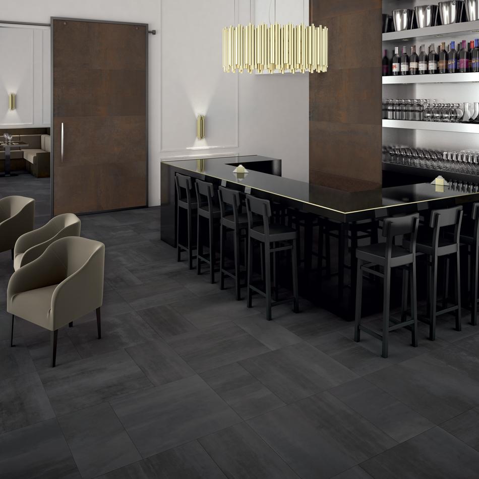 carrelage m tallis gris edge grey astro habitat. Black Bedroom Furniture Sets. Home Design Ideas