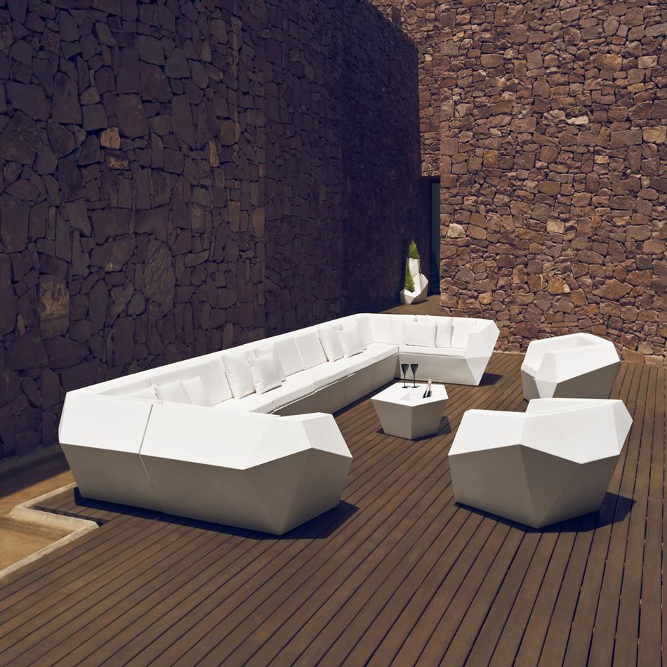 Salon de jardin faz astro habitat for Salon jardin habitat