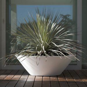 Vase-CENTRO-simple-lacado