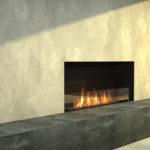 Cheminée bioéthanol Ecosmart Fire FLEX_50SS